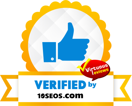 Seo Agency Verfied by 10SEOs.com
